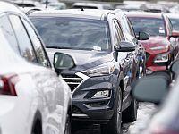 За полгода в Израиль было поставлено рекордное количество легковых автомобилей