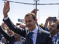 Президент Сирии Башар Асад принес присягу после победы на выборах