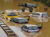 Наводнения в западной Европе: подтверждена гибель более 180 человек
