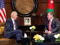 Король Абдалла направился в США на встречу с Байденом