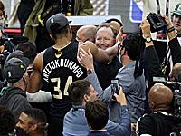 """""""Милуоки Бакс"""" стал чемпионом НБА после 50-летнего перерыва"""