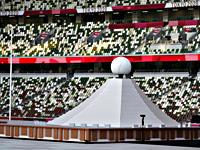 Церемония открытия Токийской олимпиады