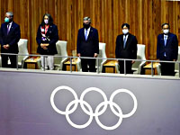 На церемония открытия олимпиады почтили память израильских спортсменов, убитых в Мюнхене