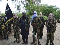 """Боевики """"Аш-Шабаб"""" в Сомали"""