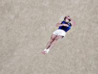 Олимпиада. Спортивная гимнастика. Артем Долгопят вышел в финал в вольных упражнениях