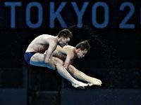 Олимпиада. Прыжки в воду. Победили британцы