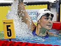 Олимпиада. Плавание. Израильтянка Анастасия Горбенко вышла в полуфинал