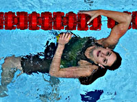 Олимпиада. Плавание. Австралийка установила олимпийский рекорд. Израильтянка на восьмом месте