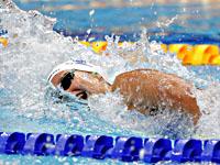 Олимпиада. Плавание. Израильтянка Анастасия Горбенко не сумела выйти в финал