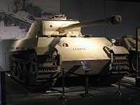 """В Германии судят пенсионера, в подвале которого нашли танк """"Пантера"""""""