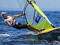 Олимпиада. RS:X. Йоав Коэн утратил шанс на медаль