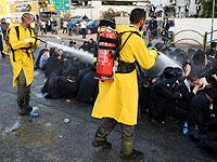 БАГАЦ не запретил полиции использовать дурнопахнущую жидкость для разгона демонстраций харедим