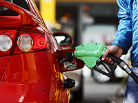 1 августа бензин подорожает на 5 агорот за литр