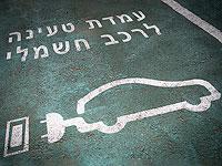 Управление государственного автопарка закупит электромобили для полиции Израиля