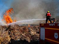Пожарные просят отдыхающих не разводить костры из-за экстремально жаркой и сухой погоды
