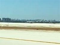 """""""Боинг"""" American Airlines с поврежденной шиной шасси совершил посадку в """"Бен-Гурионе"""""""