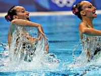 Олимпиада. Синхронное плавание. Израильтянки в финал не вышли