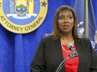 Генпрокурор штата Нью-Йорк объявила, что губернатор Куомо подозревается в сексуальных домогательствах