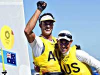 Олимпиады. 470. Чемпионами стали австралийцы