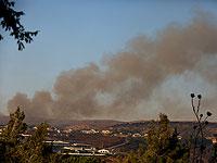 """""""Цева адом"""" в районе Кирьят-Шмоны, поступают сообщения о взрывах"""