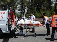 В Цфате во время тушения огня от сердечного приступа умер пожарный