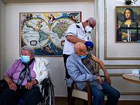 Третью прививку против коронавируса получил уже каждый пятый израильтянин старше 60 лет