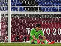 Олимпиада. Футбол. В четвертьфинале корейцы и мексиканцы забили 9 голов