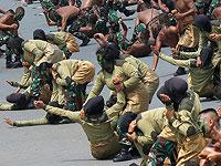 В индонезийской армии отменены проверки на девственность