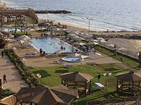 На одном из курортов в Газе (иллюстрация)