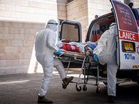 Коронавирус в Израиле: более 50 тысяч зараженных, за сутки умерли 36 больных COVID-19