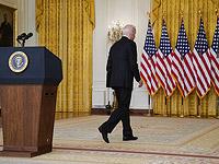 В обращении к нации Байден заявил, что решение вывести войска из Афганистана было правильным