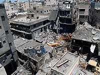 """Центр """"Аз-Зайтуна"""": ущерб сектору Газы в результате операции """"Страж стен"""" - 479 млн долларов"""