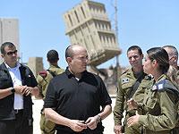 """Премьер-министр Беннет посетил границу с Газой. """"Мы готовы к любому развитию событий"""""""