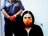 Светлана Гнездилова в суде, 22 июня 2020 года