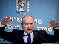 Рискующий Беннет, приглашения в США и Египет, проблема Газы и пожары. Итоги политической недели