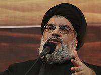 Насралла предложил передать Ирану разработки нефти и газа у берегов Ливана
