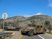 Неподалеку от границы с Ливаном пройдут учения ЦАХАЛа