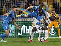 Украина - Франция 1:1