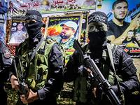 """Боевики """"Исламского джихада"""""""