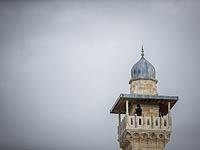 В Иудее и Самарии с мечетей звучат призывы к проведению протестных акций в поддержку заключенных