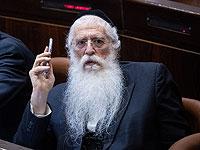Совершено нападение на депутата Кнессета Меира Поруша