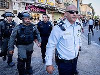 Начальник полиции Иерусалимского округа генерал-майор полиции Дорон Турджеман