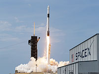 Ракета Falcon 9 вывела на орбиту более 50 спутников Starlink