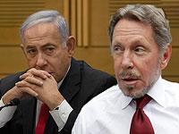 СМИ: Ларри Элисон предлагал Нетаниягу место в совете директоров Oracle