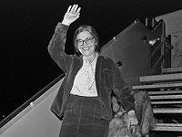 Ида Нудель, 1987 год