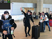 Согласно минздраву, за последние полгода в Израиль въезжали из Ирана, Сирии, КНДР и Саудовской Аравии