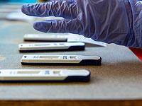 В пунктах МАДА началась раздача антиген-тестов для детей