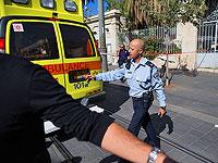 Подозрение на теракт в Яффо: ранен мужчина