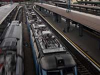 В Харькове 64-летняя женщина погибла, бросившись под поезд