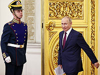 """Путин сообщил, что в его окружении коронавирусом болеют """"несколько десятков человек"""""""